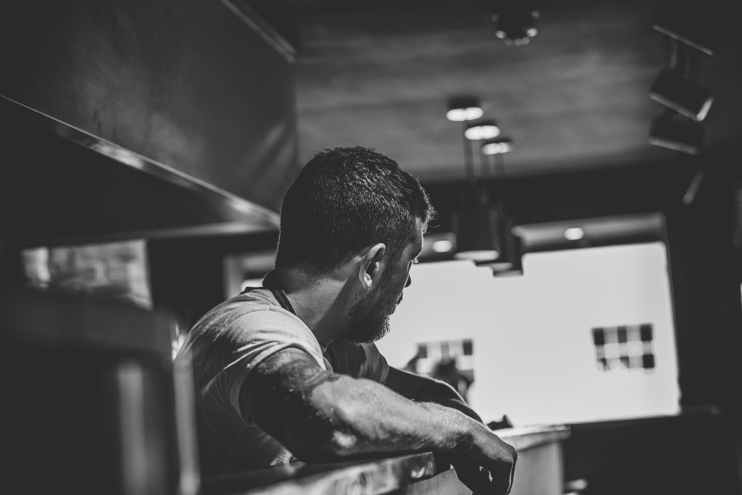 If Your Team Finally Falls Apart – Stress & Addiction In The Foodservice Industry